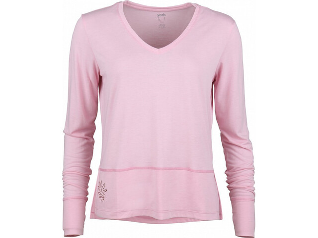 YORK Lilavati Longsleeve Top Dames, rose